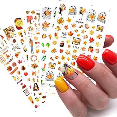 Cute-Autumn-Nail-Art-Stickers-Decals-2021-9