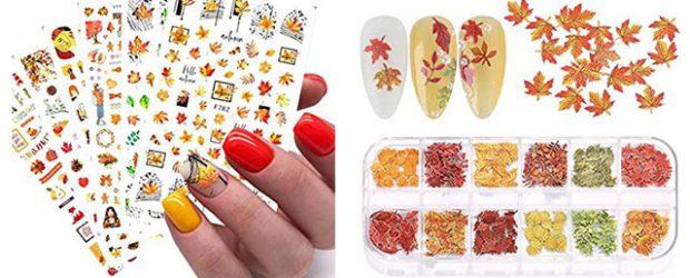 Cute-Autumn-Nail-Art-Stickers-Decals-2021-F