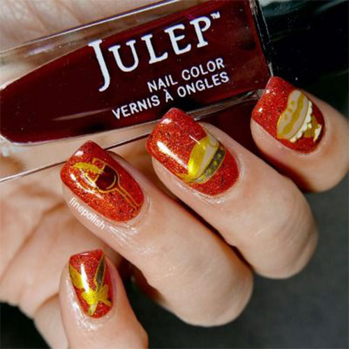 Easy-Thanksgiving-Nail-Art-For-Beginners-Learners-2021-13