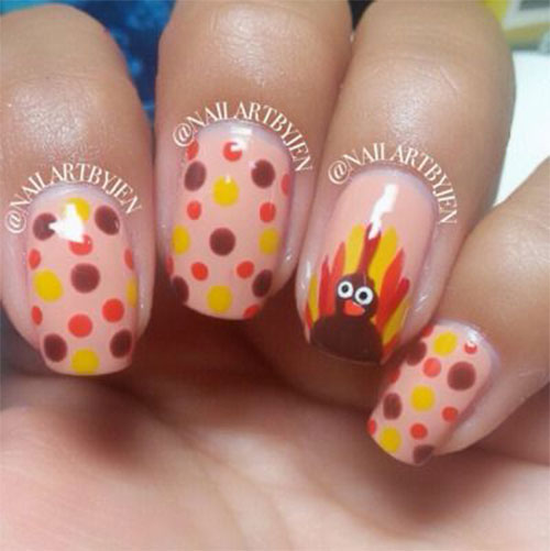 Easy-Thanksgiving-Nail-Art-For-Beginners-Learners-2021-5