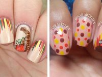 Easy-Thanksgiving-Nail-Art-For-Beginners-Learners-2021-F