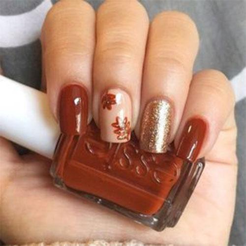 Simple-Easy-Autumn-Nail-Art-2021-Fall-Nails-4