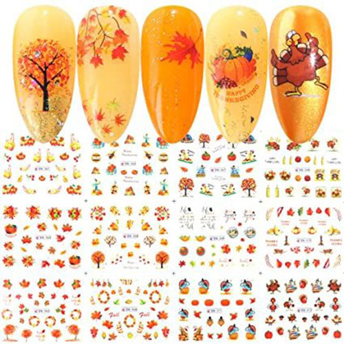 Thanksgiving-Nail-Art-Decals-Stickers-2021-2