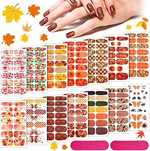 Thanksgiving-Nail-Art-Decals-Stickers-2021-5