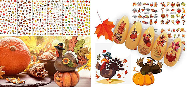 Thanksgiving-Nail-Art-Decals-Stickers-2021-F