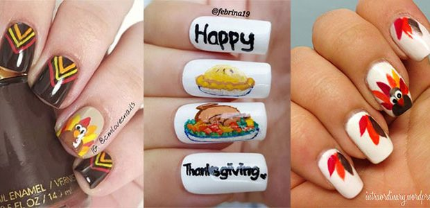 Thanksgiving Nail Art Trends You Need To Try This November 2021