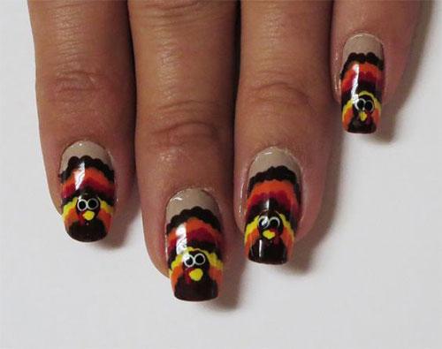 Thanksgiving-Turkey-Nail-Art-Ideas-2021-November-Nails-20